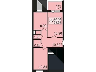 План Квартиры 91